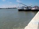 le Rhône à Port Saint Louis